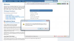 Adobe Error Message